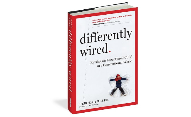​Differently Wired - raising an exceptional child in a conventional world